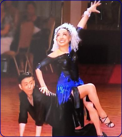 社交ダンス、高齢者