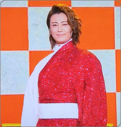 kii衣装紅白