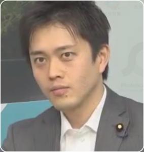 吉村知事のイケメン画像