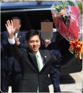 吉村知事がかっこよすぎる