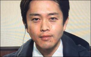 吉村知事、イケメン画像