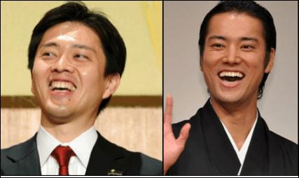 吉村知事と桐谷健太そっくり