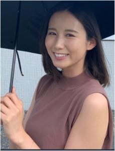 森川アナウンサー カップ