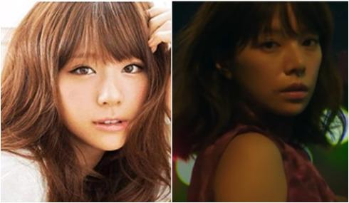 桜井ユキと西内まりや似てる