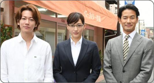 竹野内豊と佐藤健が超かっこいい。亜希子いいな。