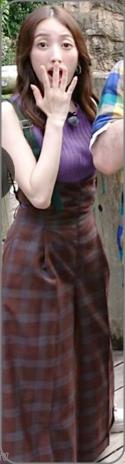 團遥香、タナカレッジ動物園の服装