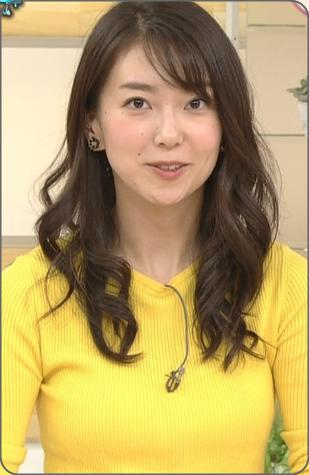 可愛い髪型和久田麻由子アナ