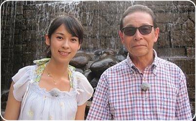 ブラタモリ、タモリさん、森田一義。アシスタント女性