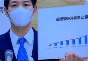 鈴木直道はマスクしててもイケメン!
