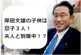 岸田文雄 嫁 妻 夫人 奥さん