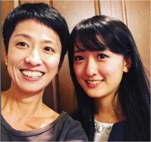 村田琳の姉画像