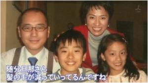 村田琳 家族写真