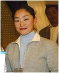 井上信治万博相の妻画像