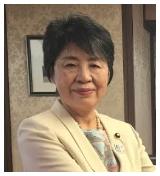 上川陽子法務大臣学歴