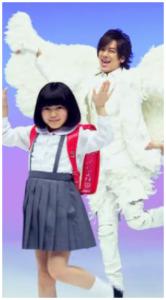 石井心咲 CM画像