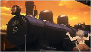 無限列車のモデル 博多いつ
